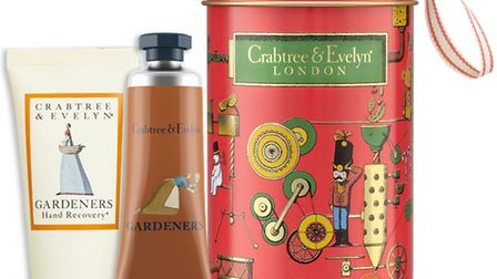 A selection of gift ideas from Crabtree & Eveyln