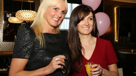 Ruth Hoyle and Holly Moore