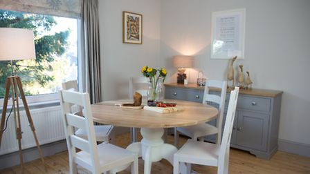 A Sawley dining table