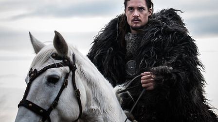 Uhtred in the BBCs Viking series, the Last Kingdom