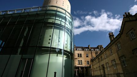 The Thermae Spa today