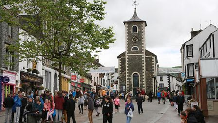 The Moot Hall in Market Square