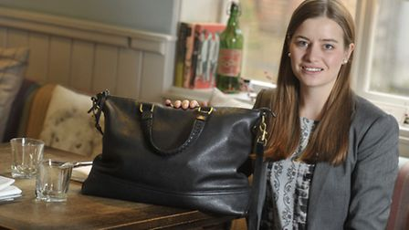 Lorna Pissarro, Marketing Director for the Hadleigh Ram, shows us what's in her bag.