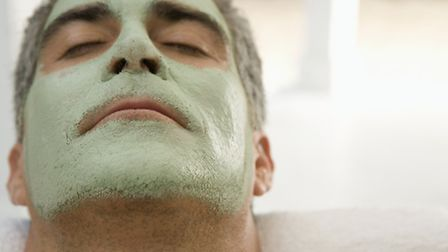 Men's grooming is becoming more and more popular