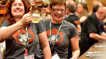 Raising a glass to Norwich Beer Festival