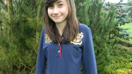 Anna Purser has no regrets about her choice of studying at Easton and Otley College