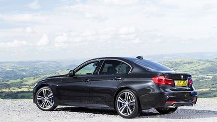 Changes for the better in the BMW 3 M Sport