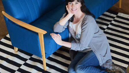 Helen Linehan has set up her own business restoring chaise longues