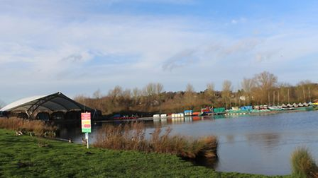 There are plenty of opportunities to get out on the water at Whitlingham Country Park