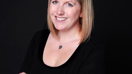 Best selling author Clare Mackintosh, who is the first author to appear at this year's Bookfest seri