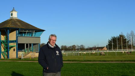 Stephen Hood talks about his work at the Norfolk Showground