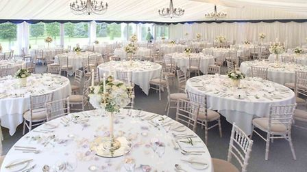 Celebrate your day in style at Thursford; www.thursfordgardenpavilion.co.uk
