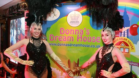 Ma Kelly's Showgirls, Sophie Callaghan and Jessica Colacurcio