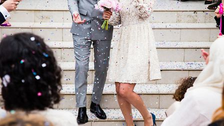 Why you should say 'I do' to a silk-flowered wedding