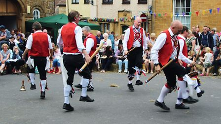 Petherton Folk Fest continues a tradition that began in the village in 1231