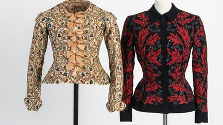 Go behind the scenes at The Fashion Museum. Photo: Peter Stone