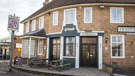 FOR EDP NORFOLK Norwich City of Ale feature - Trafford Arms. Picture: Matthew Usher.
