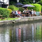 Where is the best beer garden in Norwich? The city boasts some top spots for al fresco drinking