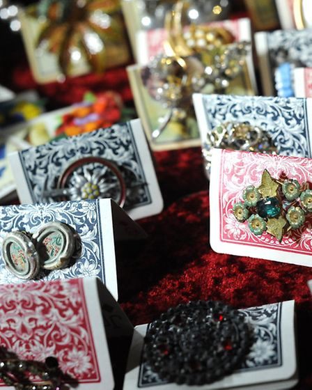The Little Vintage Lover Fair at Dragon Hall, Norwich