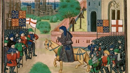 The Peasants' Revolt: John Ball, a rebel leader, was a priest in Colchester