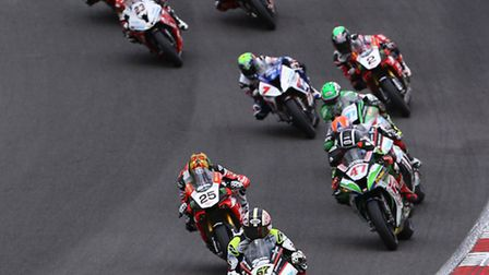 Expect excitement at Snetterton when the 2016 MCE British Superbike Championship comes to the circui