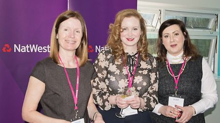 Michelle Shea, Katie Craven and Amy Lynch