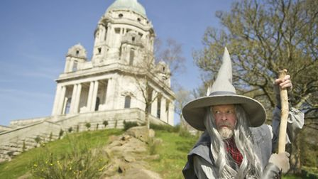 The Hobbit will be presented by The Dukes from July 5-August 13 in Williamson Park, Lancaster. Russe