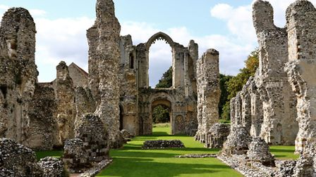 A few hours can be well spent at Castle Acre Priory.