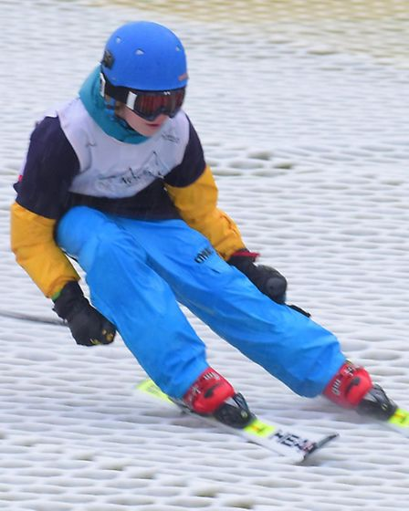 Head down the slopes at Norfolk Snowsports Club.