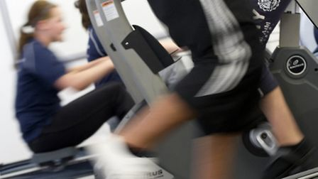 Fitness at City College Norwich