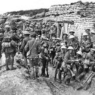 The East Lancashire Regiment at the Somme on July 1 1916
