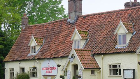 EDP Norfolk magazine food review, the Honingham Buck, PHOTO BY SIMON FINLAY