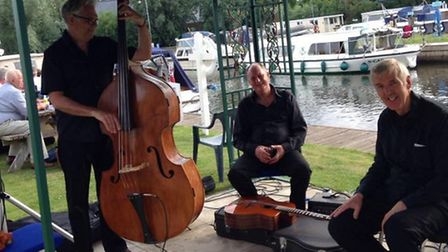 The Museum of the Broads Jazz and Beer evening will feature Savoir Faire Jazz Trio