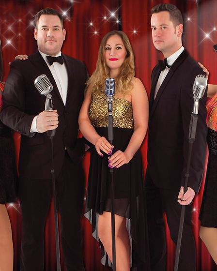 Join the Rat Pack and Judy Garland at Sheringham Little Theatre