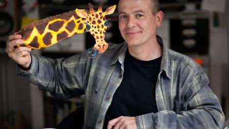 Award-winning author and illustrator Petr Horacek is due to appear at the festival