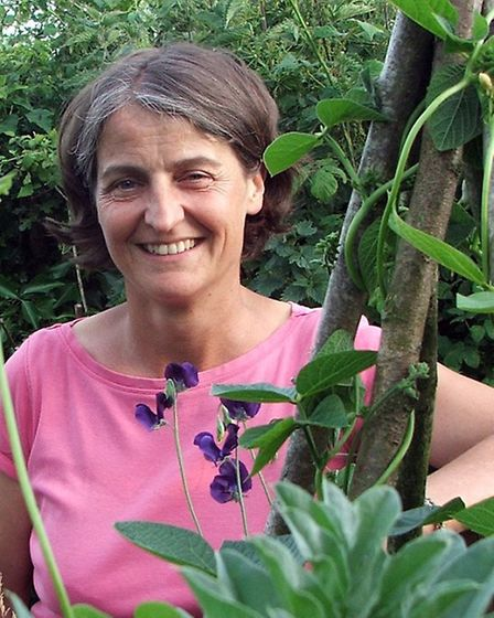 At Ilminster Literary Festival Sally Nex looks at life behind the scenes Chelsea Flower Show