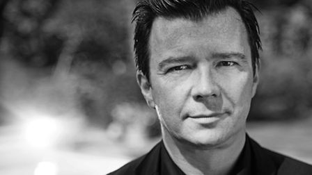 Rick Astley is heading for Bath and Bristol next year