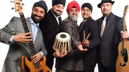RSVP, appearing at Red Fest, are pioneers of UK Bhangra music