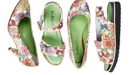 The new Van Dal shoes by Carol Lake - the Happy design