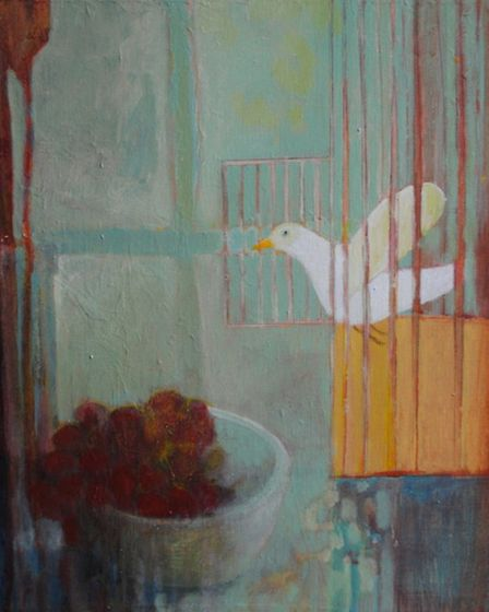 Cage by Marilyn Jackson