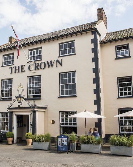 The Crown at Wells
