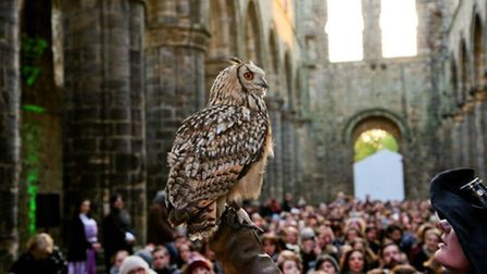 A Harry Potter themed weekend is in store at Lancaster Castle Photo: Patrick JT Bannon