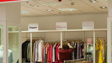 ego, the boutique with a difference at intu Chapelfield in Norwich