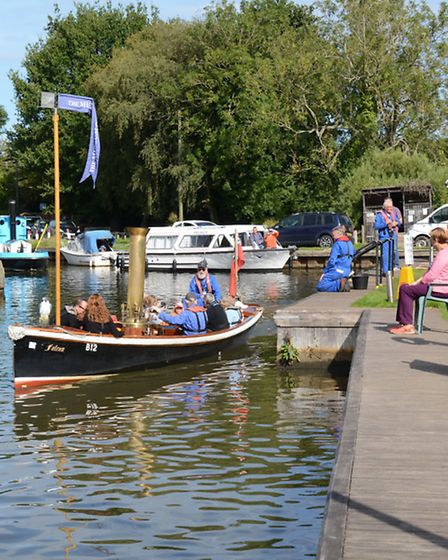 Norfolk Museum of the Broads are having their Pirate Day this summer
