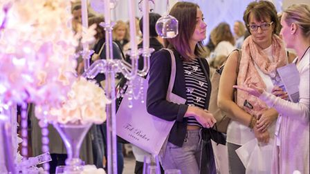 Westpoint Wedding Show is a great day out for brides-to-be with family and friends