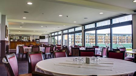 1875 club in the Somerset Pavilion