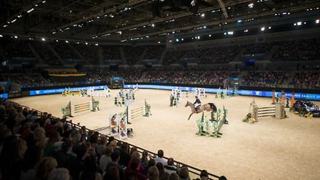 The Liverpool International Horse Show