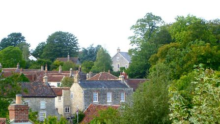 The pretty village of Wedmore © Henry Lawford / Flickr.com