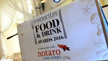 Somerset Life Food & Drink Awards 2016
