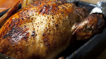 A succulent turkey is perfect for Christmas Day (klohka, Thinkstock)